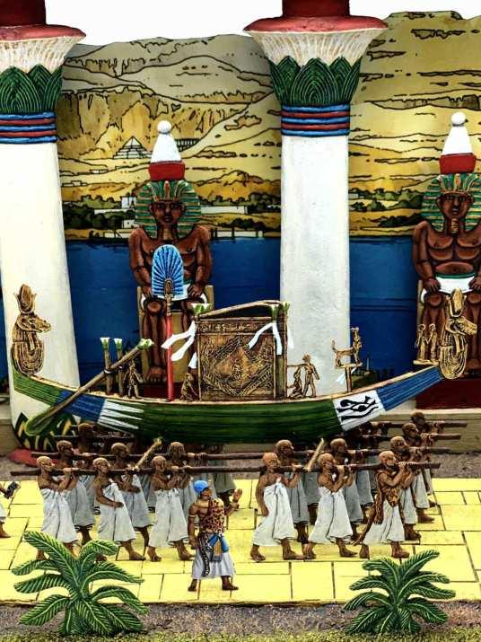 Festa di Opet a Luxor