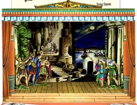 L'Assedio di Troia - scena 4