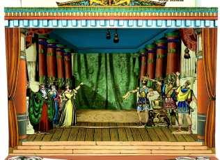 L'Assedio di Troia - scena 2