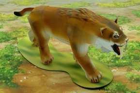 Smilodonte - Preistoria