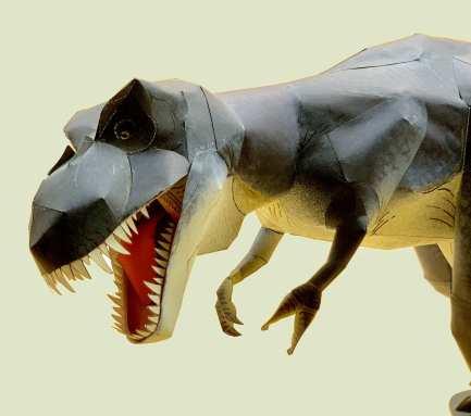 Tirannosaurus Rex