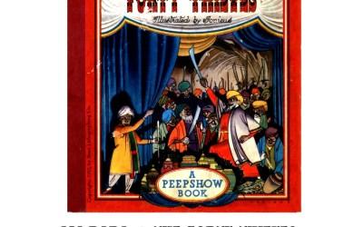 Nuovo modello da scaricare – Ali Baba & The Forty Thieves Peepshow Book – Scena 6