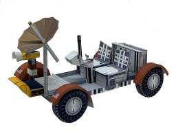 Lunar Rover Vehicle