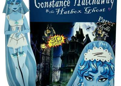Constance Hatchaway & the Hatbox Ghost – The Haunted Mansion