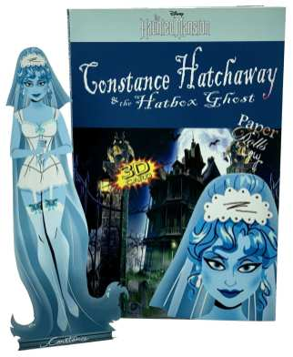Constance Hatchaway & the Hatbox Ghost