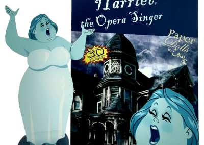 Harriet, the Opera Singer – The Haunted Mansion