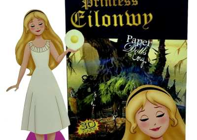 Princess Eilonwy – The Black Cauldron
