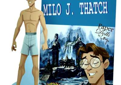 Milo J. Thatch – Atlantis the Lost Empire