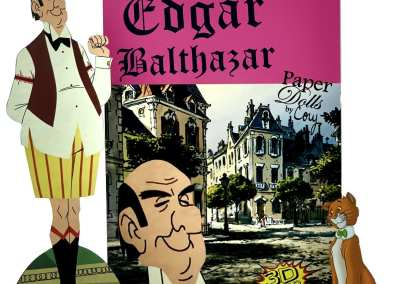 Edgar Balthazar – The Aristocats