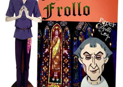 Judge Claude Frollo – The Hunchback of Notre-Dame