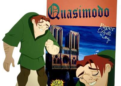Quasimodo – The Hunchback of Notre-Dame