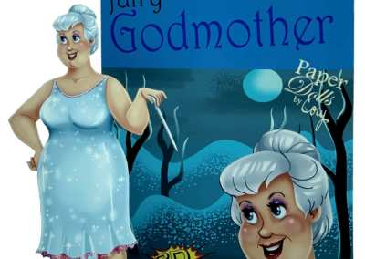 Fairy Godmother – Cinderella