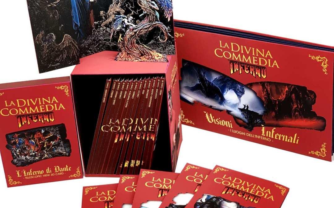 Collect Emotions – La Divina Commedia-Inferno