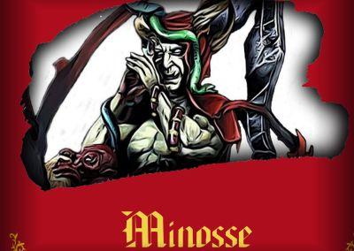 5 – Minosse  -canto V-