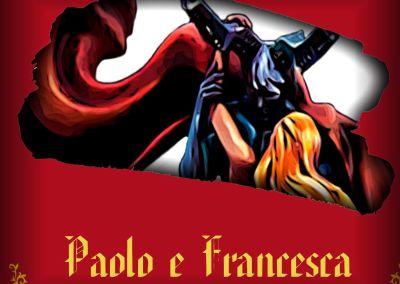6 – Paolo e Francesca  -canto V-