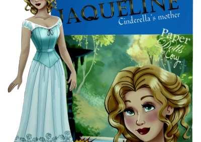 Lady Jaqueline (Cinderella's mother) – Cinderella