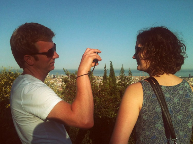 Common People. Park Güell