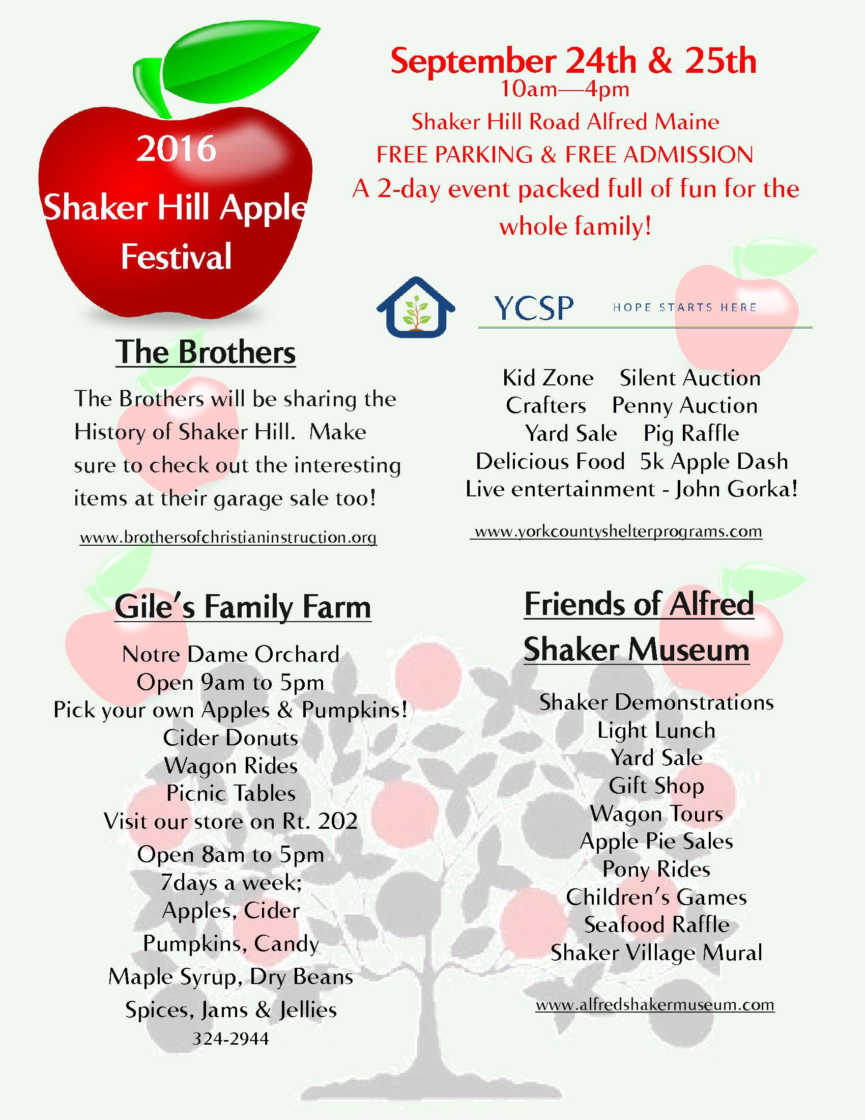 Apple Orchard Event Flyers Heartpulsar