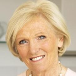 Mary Berry celebrity chef alfriston bake off