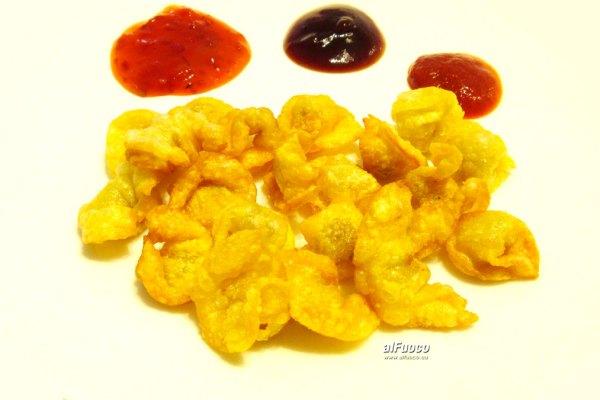 Tortellini fritti