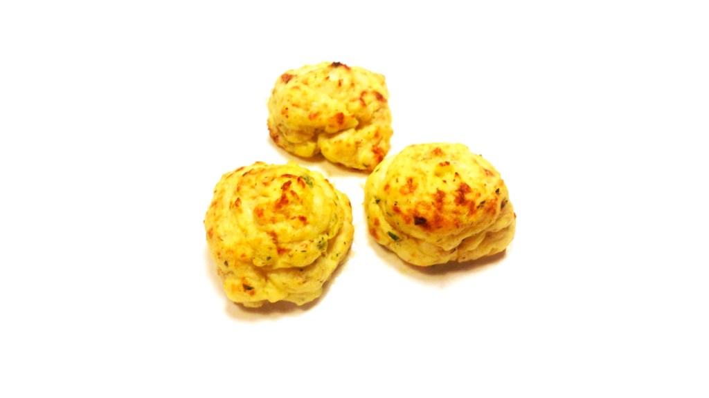 Crocchette di patate e pesce bianco al forno