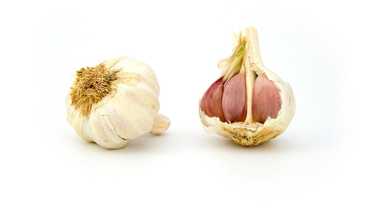 Rendere leggero l'aglio