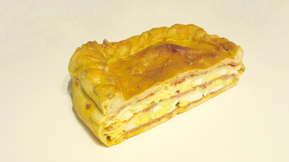 Torta grassa pasquale