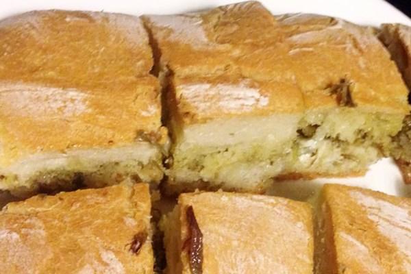 Panino crema di carciofi e gorgonzola