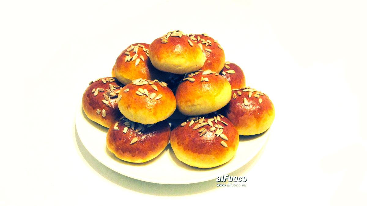 Panini per gli hamburger (Bun)
