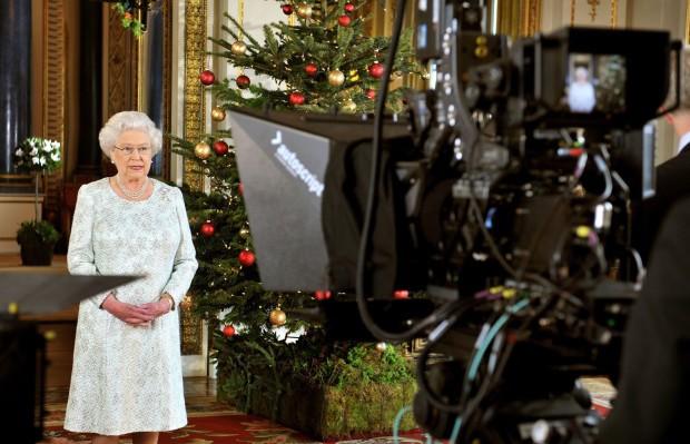 The Queen's Christmas Broadcast - BBC, Sky, ITV