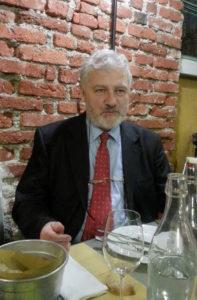 14 03 07 Paolo al Ristorante Un Posto A Milano