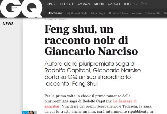 narciso gq