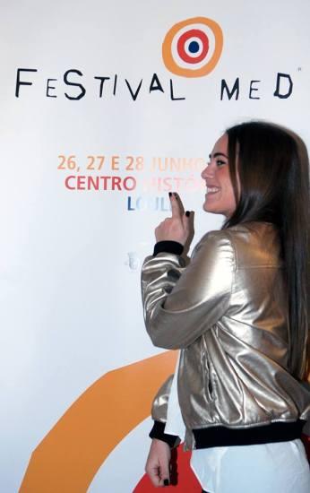 Gisela Joao - Festival Med
