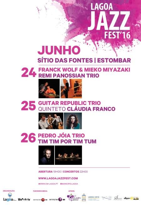 June in the Algarve