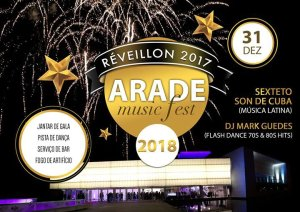 New Year's Eve in the Algarve 2017