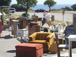 flea markets in the Algarve
