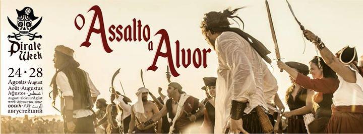 Pirate week algarve portugal