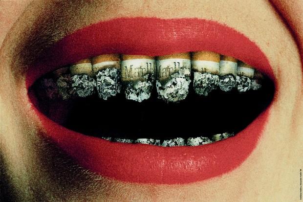 Fumar dientes