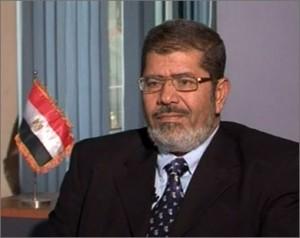 Egypt's President Morsi