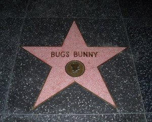 Bugs Bunny, Red Sea Pedestrian?