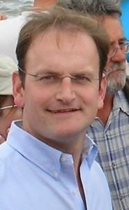 El diputado británico Douglass Carswell.  Foto: Captura de pantalla / talkcarswell.com.