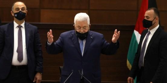 Οι ΗΠΑ επιπλήττουν την Παλαιστινιακή Αρχή μετά τη ζωή του Αμπάς που επικρίθηκε από την Ομάδα Τρομοκρατίας: Έκθεση