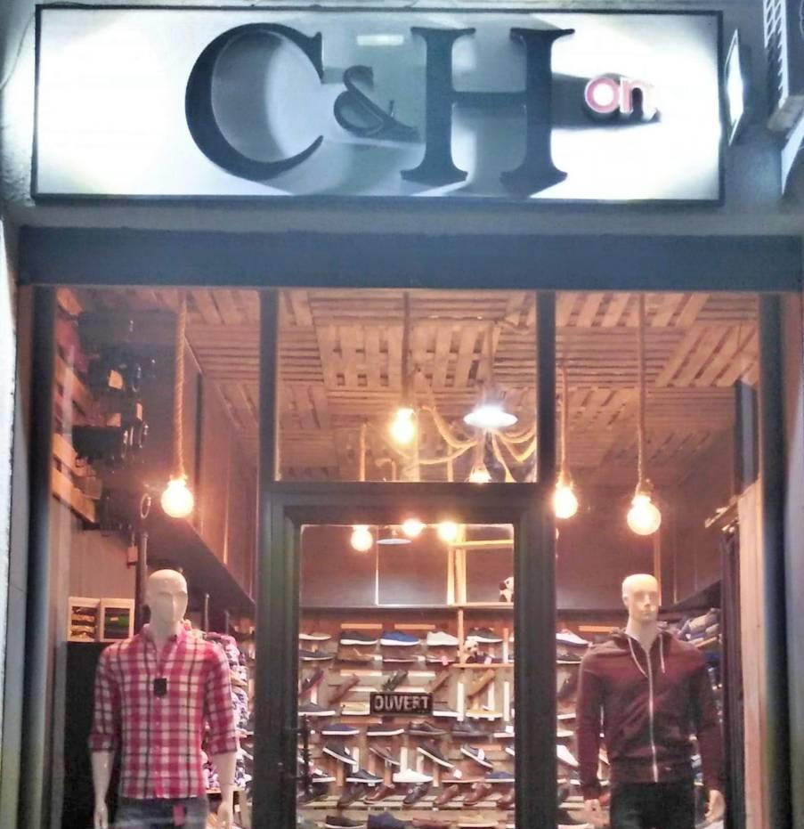 Boutique C&H one Algérie coupons Tlemcen dz 1