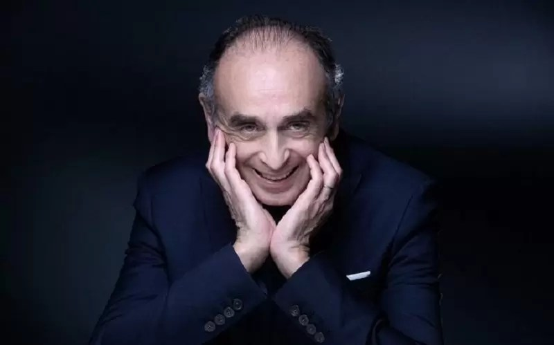 Le polémiste français, Éric Zemmour