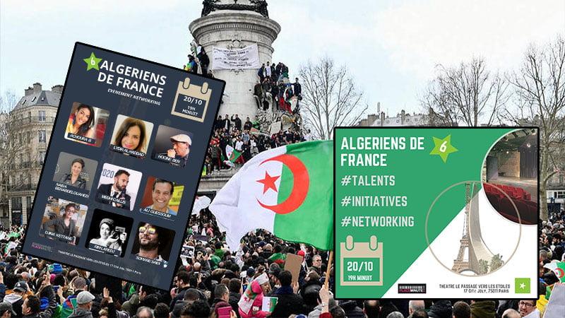 Networking Algériens de France