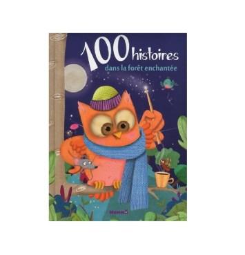 100 histoires dans la forêt enchantée HEMA-02486-3