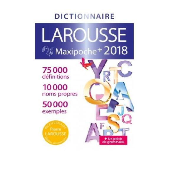 LAROUSSE DE POCHE PLUS 2017