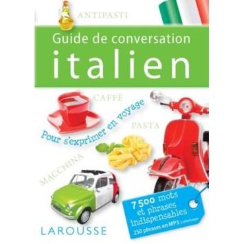 Guide de conversation Italien
