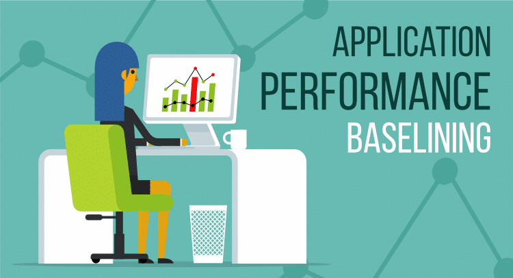 Application performance baselining