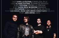 HORA ZULU – Fechas de sus próximos conciertos
